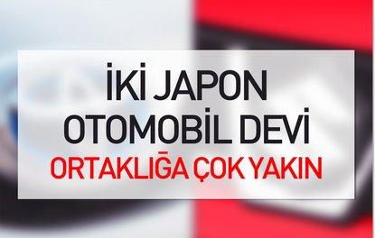 İki Japon otomobil devi ortaklığa çok yakın...
