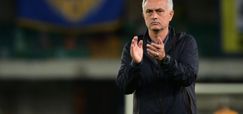 MOURINHO HAS 1ST DEFEAT WITH ROMA; JUVENTUS STILL CANT WIN
