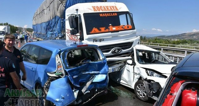Traffic accidents kill 77 over first 5 days of Eid holiday in Turkey