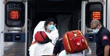 U.S. death toll from novel coronavirus surpasses 13,000