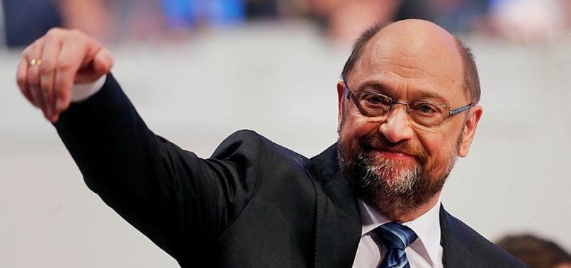 GERMANYS SCHULZ RULES OUT UPPER LIMIT ON REFUGEE NUMBERS