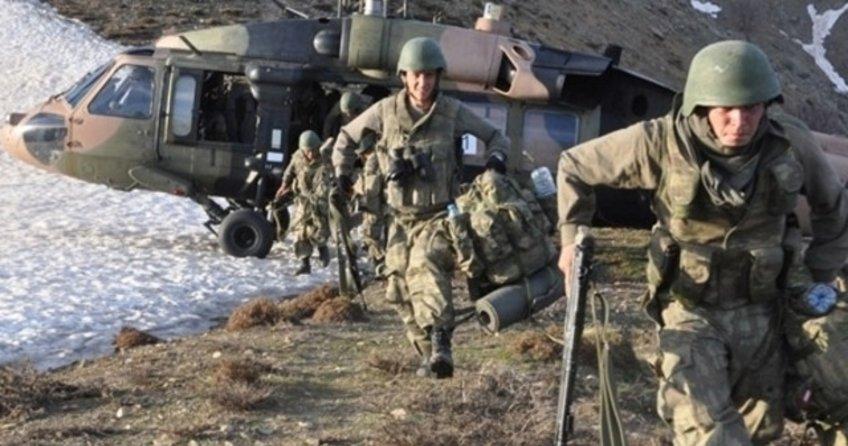 PKK'ya büyük darbe! Aynı anda 40 operasyon