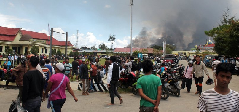 DEATH TOLL RISES TO 23 IN PROTESTS IN INDONESIAS PAPUA