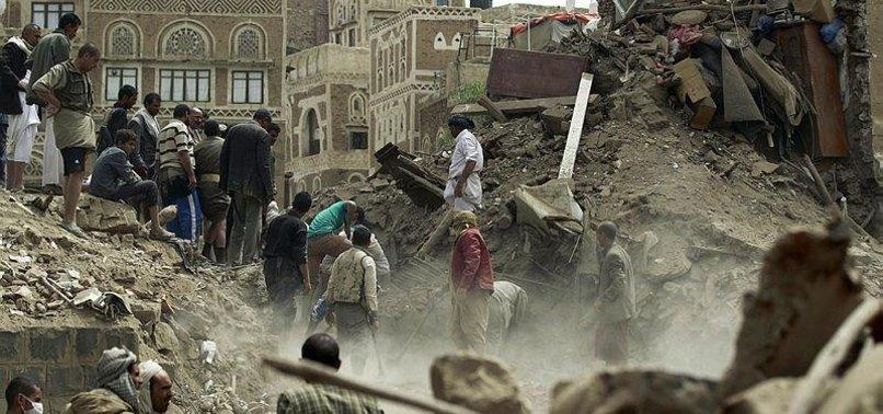 YEMEN BOMBING: VICTIMS FAMILIES FILE COMPLAINT