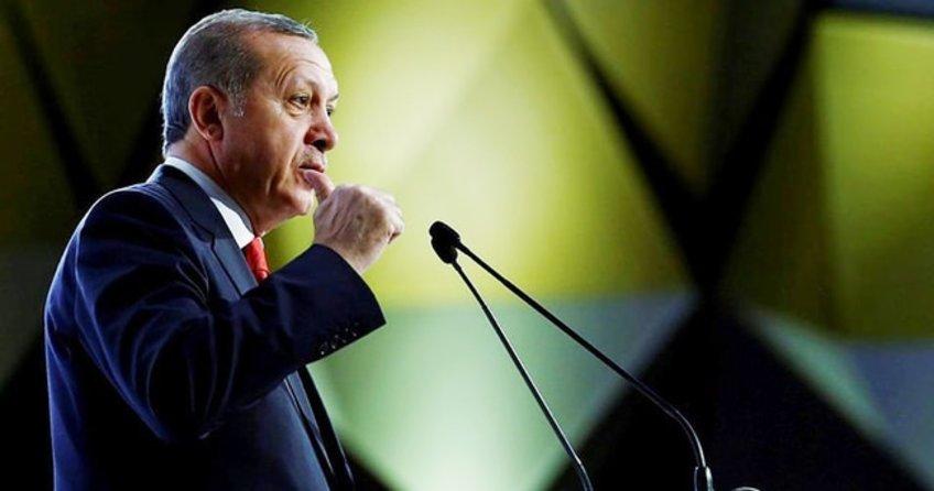 Erdoğan'dan İslam ülkelerine tarihi çağrı