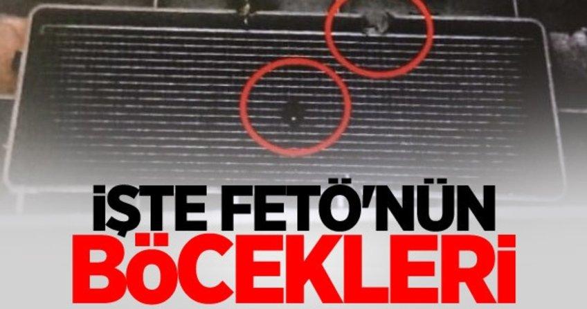 FETÖ'nün 'Böcek' ajanları yasadışı bilgileri FETÖ üyesi Hasan Akın'a göndermiş