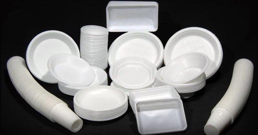Plastik tabağa yasak isteniyor