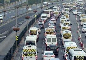 Okulların açılmasıyla birlikte İstanbul trafiğindeki son durum!