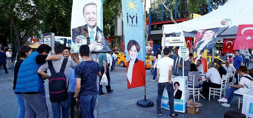 10 DAYS BEFORE JUNE 24 POLLS, TURKEY WITNESSING DEMOCRACY FESTIVAL