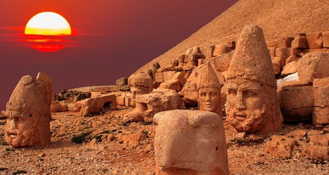 Nemrut-Süphan Geopark project candidate for UNESCO
