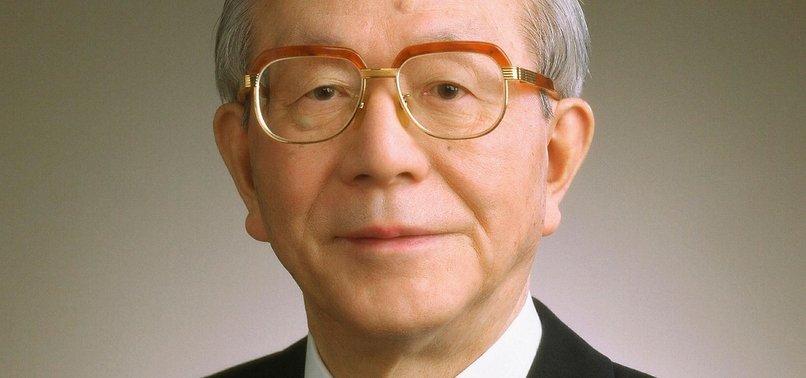 FORMER PRESIDENT OF JAPANS TOYOTA DIES AT 88