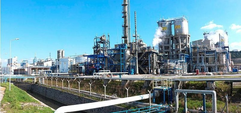 BAKU, MOSCOW MULL SUPPLYING RUSSIAN OIL TO TURKEYS STAR REFINERY