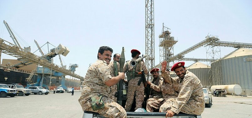 HOUTHI REBELS WITHDRAW FROM YEMEN PORTS