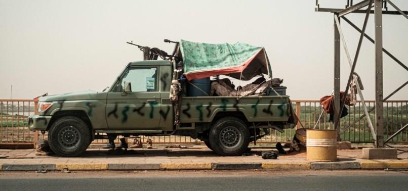 SUDANS MILITARY RULERS ADMIT DISPERSING SIT-IN, MAKE ARRESTS