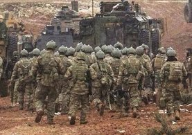 İlk hedef 4 bin askerle...