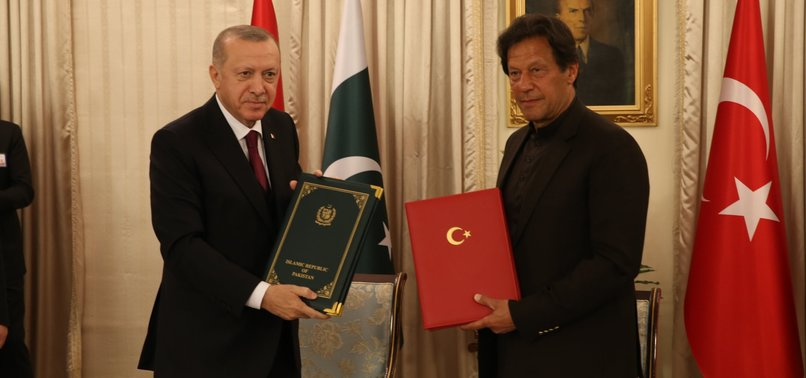 ERDOĞAN TRUST JOINS PAKISTANS FIGHT AGAINST COVID-19