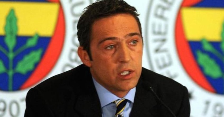 Ali Koç Fenerbahçe Kulübü başkanlığına adaylığını açıkladı