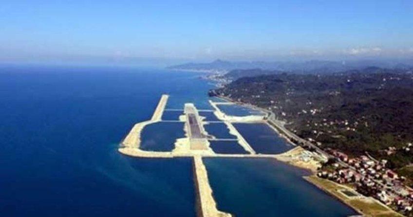 Rize-Artvin Havalimanı dünyanın üçüncüsü Türkiye'nin ikincisi olacak