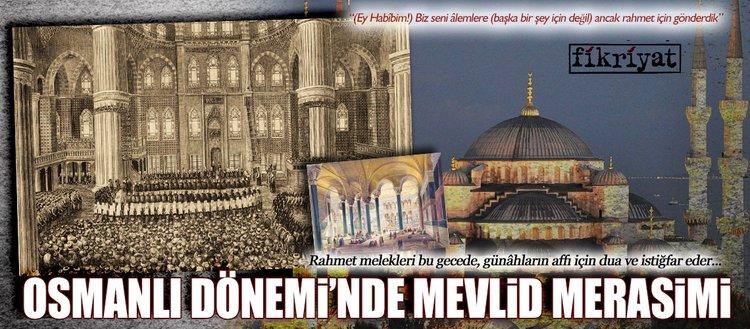 Osmanlı Dönemi'nde mevlid merasimi