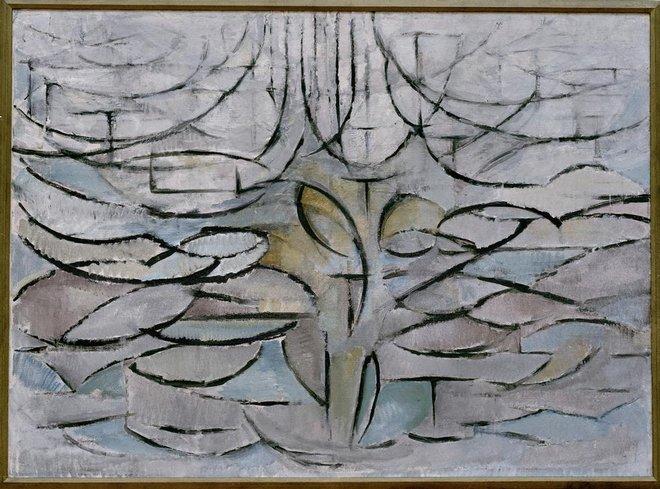 Soyut Resimin öncülerinden Piet Mondrian Fikriyat Gazetesi