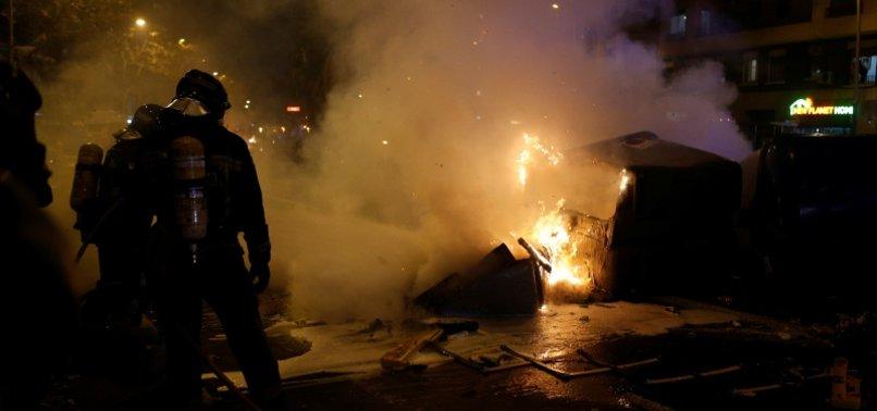 THREE PAKISTANI NATIONALS DIE IN BARCELONA FIRE