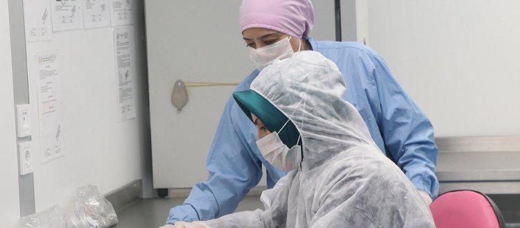 Kocaeli'den 25 ülkeye yerli diş implantı ihracatı