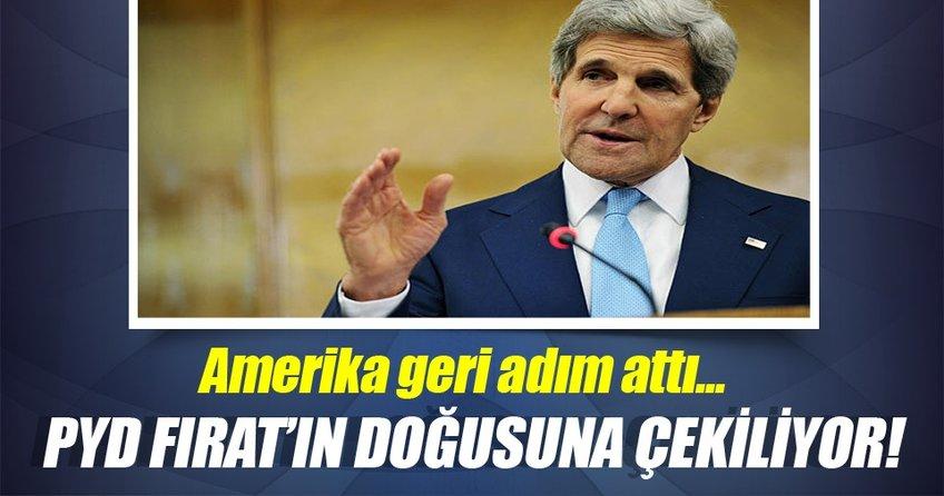 John Kerry'den PYD açıklaması
