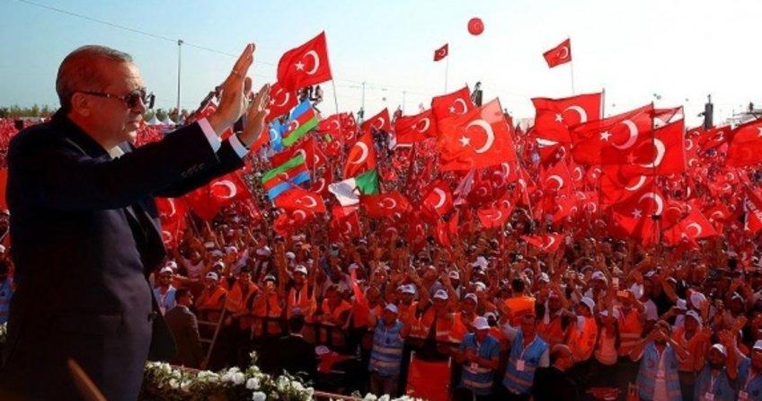 Cumhurbaşkanı Erdoğan nöbetin bitiş tarihini açıkladı!