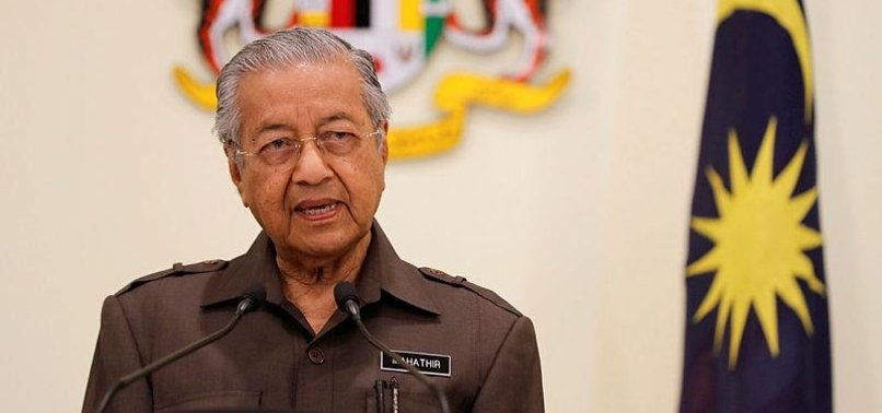 WORLD IS BORDERLESS FOR MONEY NOT PEOPLE: MALAYSIAN PREMIER