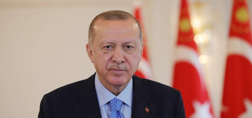 COVID-19 RESTRICTIONS TO BE LIFTED GRADUALLY IN TURKEY AS OF NEXT WEEK: ERDOĞAN