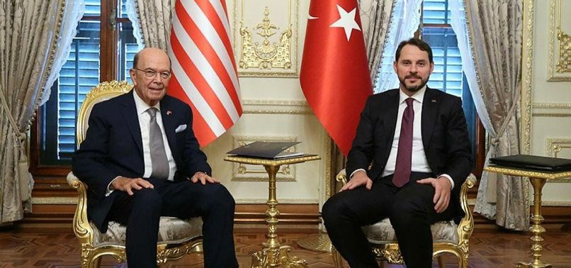 TURKEY, US DETERMINED FOR $100B BILATERAL TRADE
