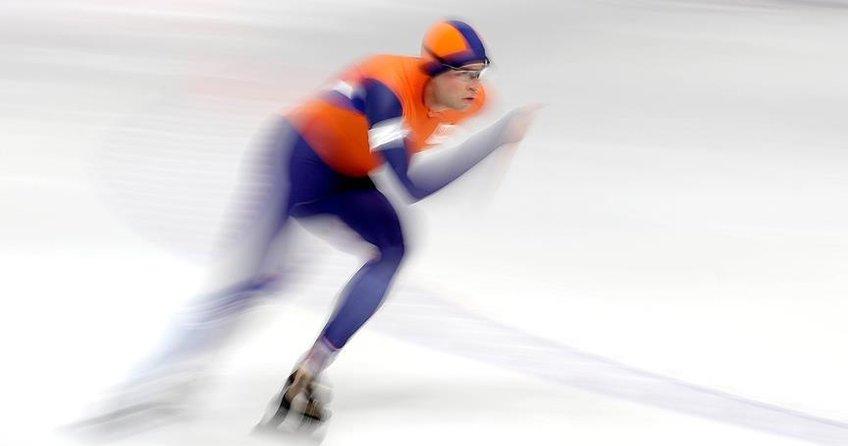 Hollandalı sporcudan Kış Olimpiyatlarında tarihi başarı