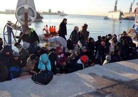 Göçmen kaçakçılığı yapan çete çökertildi
