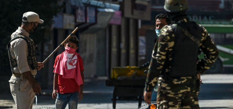 A YEAR WITHOUT SCHOOL IN INDIAN-ADMINISTERED KASHMIR