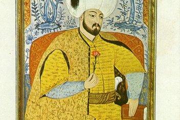 Bir şair olarak III. Murad'ın portresi