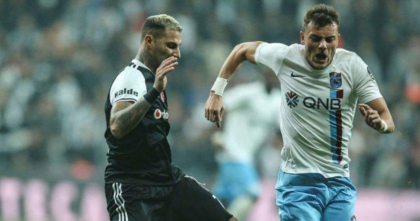 Trabzonspor - Beşiktaş 124. kez karşı karşıya gelecek