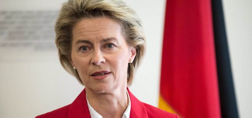 WORLD LEADERS PLEDGE $8 BILLION IN FIGHT AGAINST CORONAVIRUS: EUROPEAN COMMISSION HEAD URSULA VON DER LEYEN