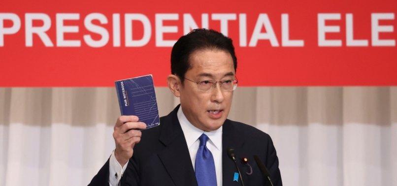 JAPANS PM CONTENDER KISHIDA SAYS WONT RAISE SALES TAX FOR A DECADE