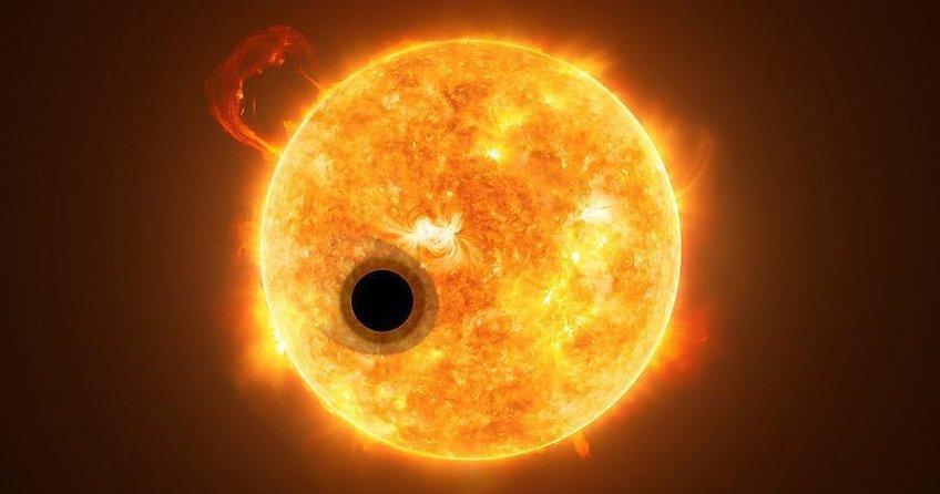 Hubble Teleskobuyla öte gezegende büyük keşif
