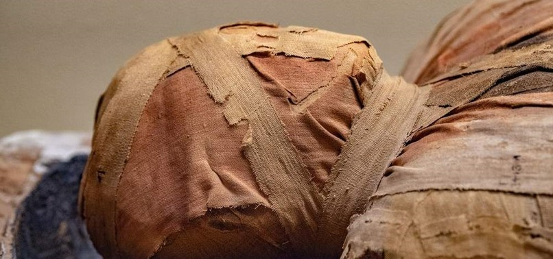 ANCIENT VOICE: SCIENTISTS RECREATE SOUND OF EGYPTIAN MUMMY