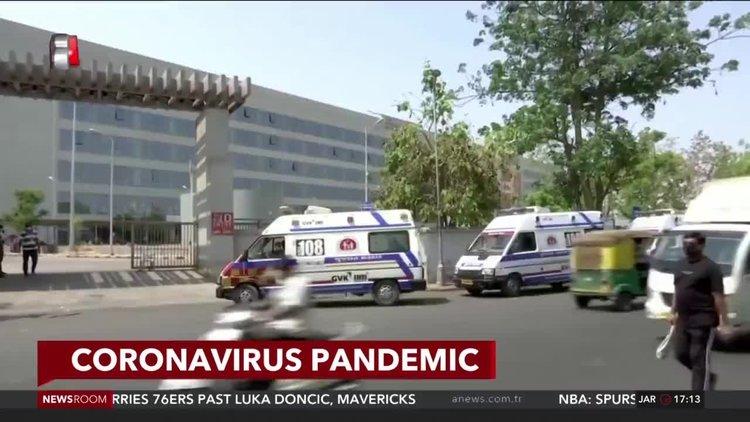 India reports 161,736 daily coronavirus infections