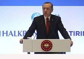Cumhurbaşkanı Erdoğan Sermaye Piyasaları Kongresinde konuştu