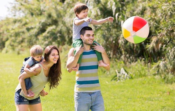 Çocuklarla Yaz Tatili