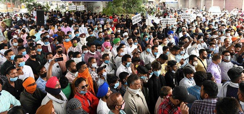 INDIAS DAILY VIRUS CASES SURPASS 126,000