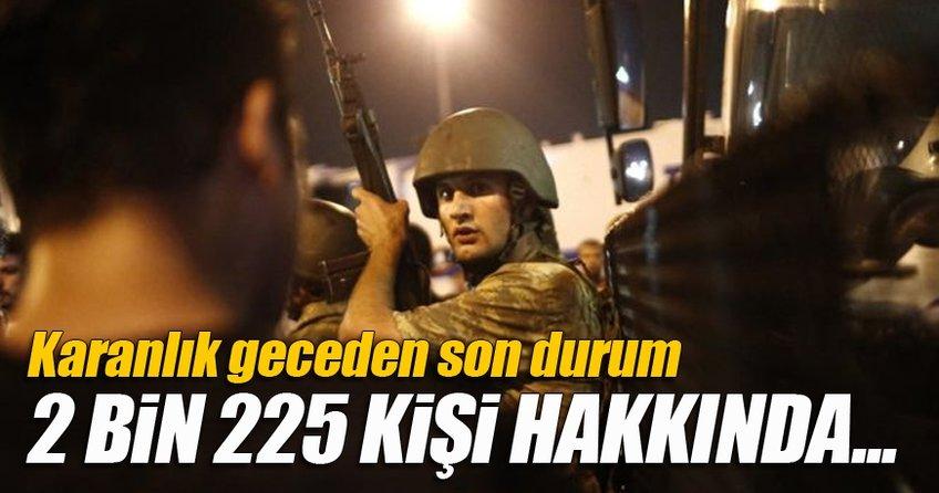 İstanbul'da Darbe soruşturmasında son durum
