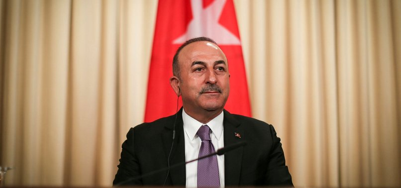 FM ÇAVUŞOĞLU TO ATTEND EU MEETING IN ROMANIA