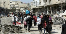 Thousands flee from severity to unknown from Eastern Ghouta