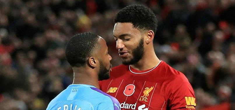 STERLING ON SPAT WITH GOMEZ: EMOTIONS GOT THE BETTER OF ME