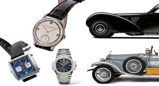 Saatler ve otomobiller: 100 yılın kısa tarihi