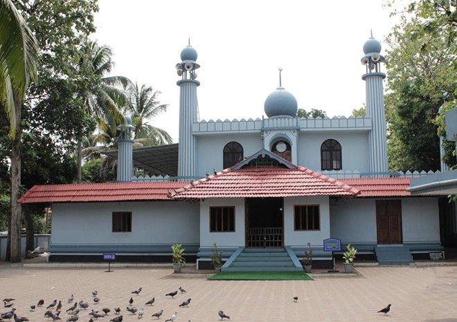 Cheraman Juma Camii / Kodungallur, Hindistan